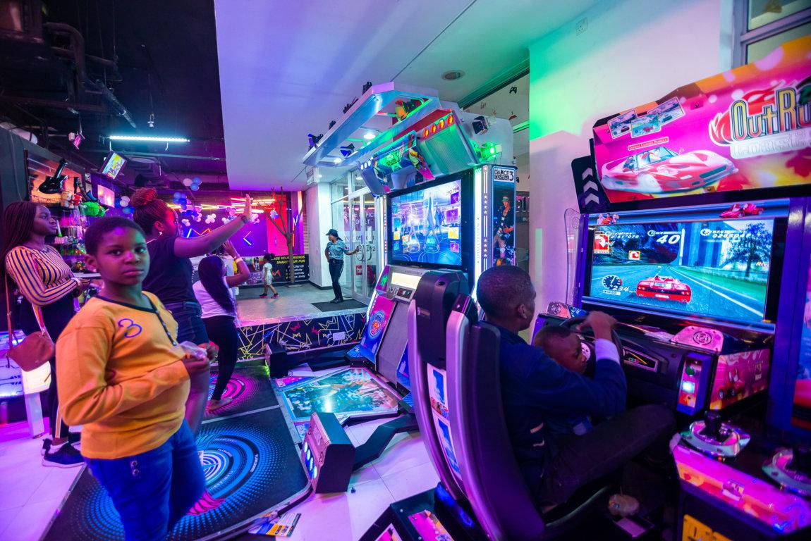 Image result for jakande game center